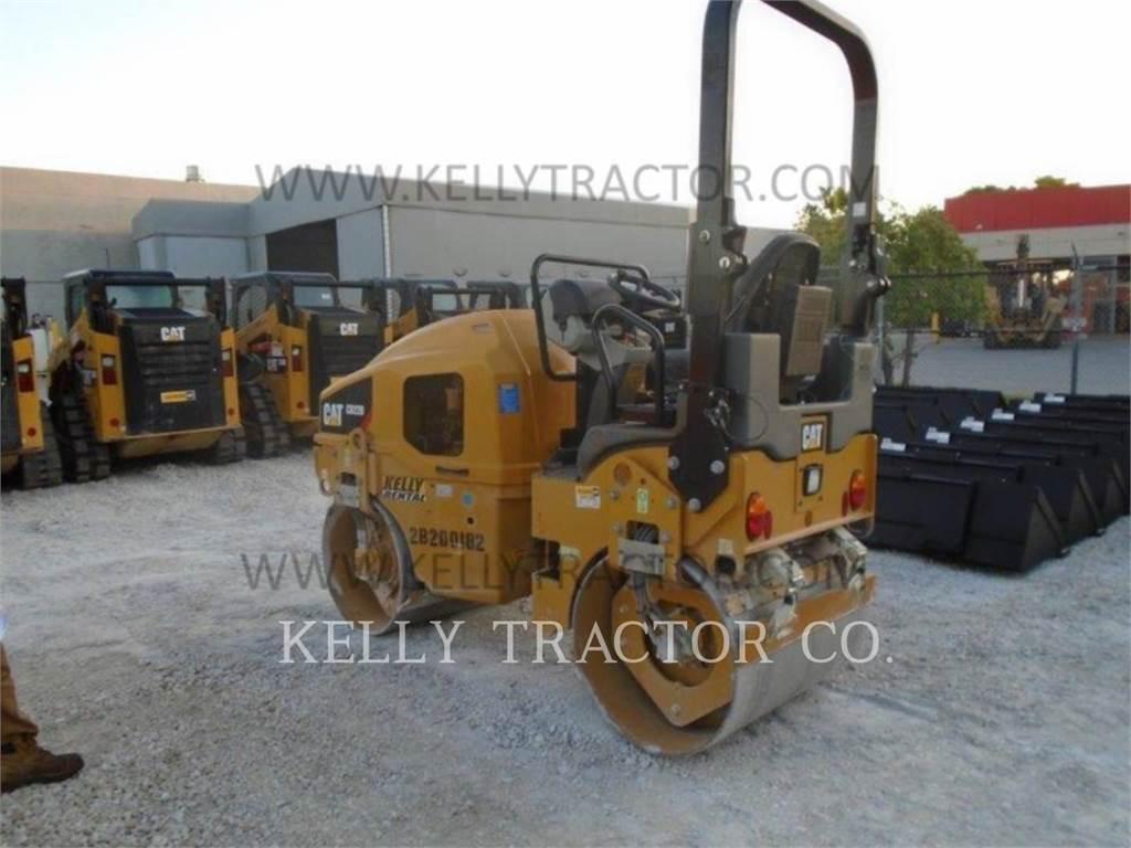 Caterpillar CB22B, Tandemwalzen, Bau-Und Bergbauausrüstung