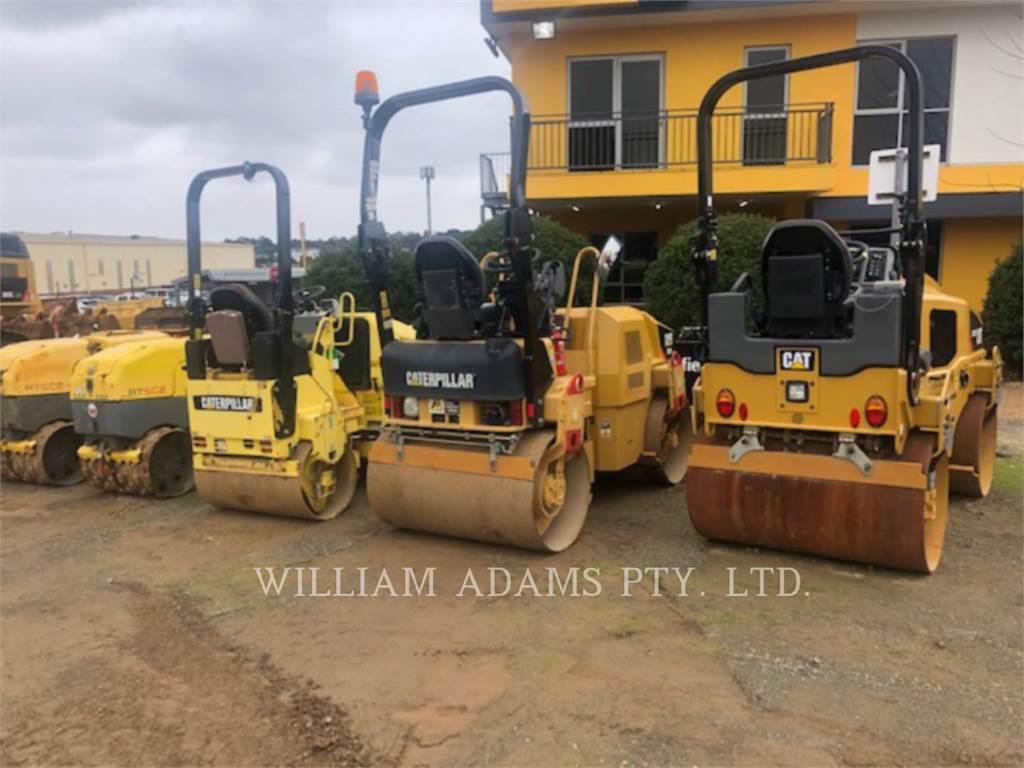 Caterpillar CB24, Compactors, Construction