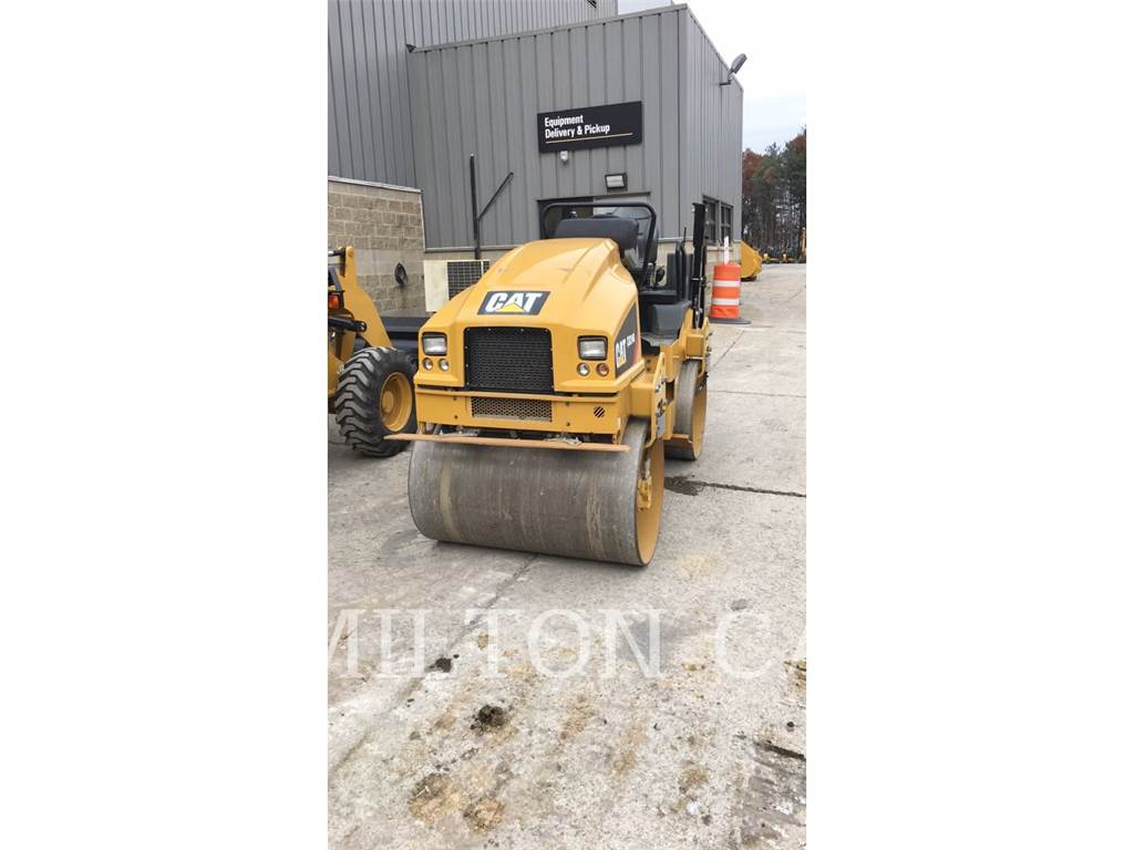 Caterpillar CB24B, Compactors, Construction