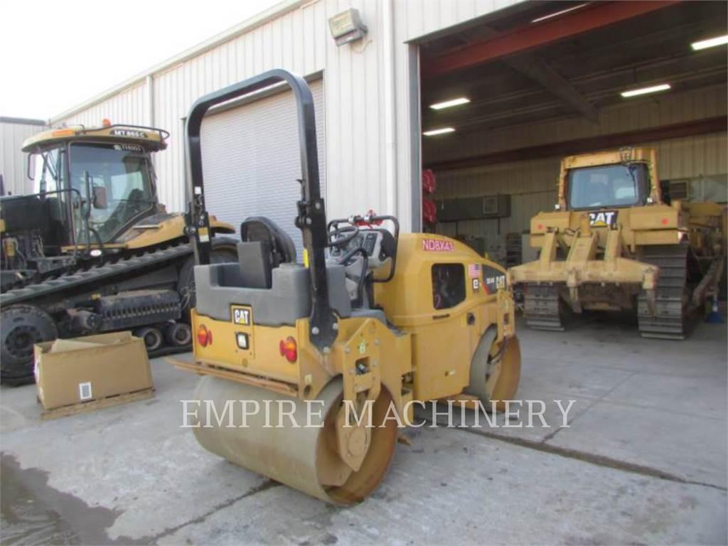 Caterpillar CB34B, Tandemwalzen, Bau-Und Bergbauausrüstung