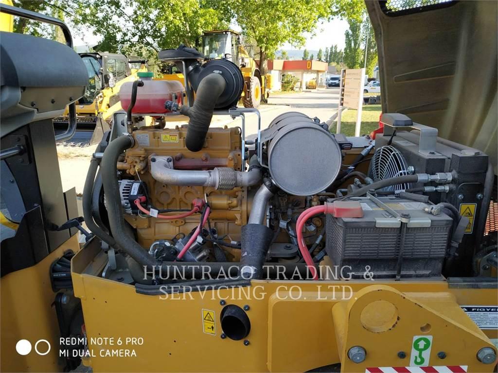 Caterpillar CB36BLRC, Tandemwalzen, Bau-Und Bergbauausrüstung