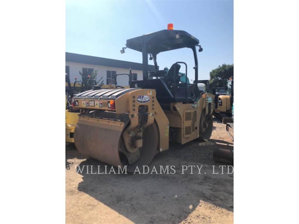 Caterpillar CB44B, Compactadores, Equipamentos Construção