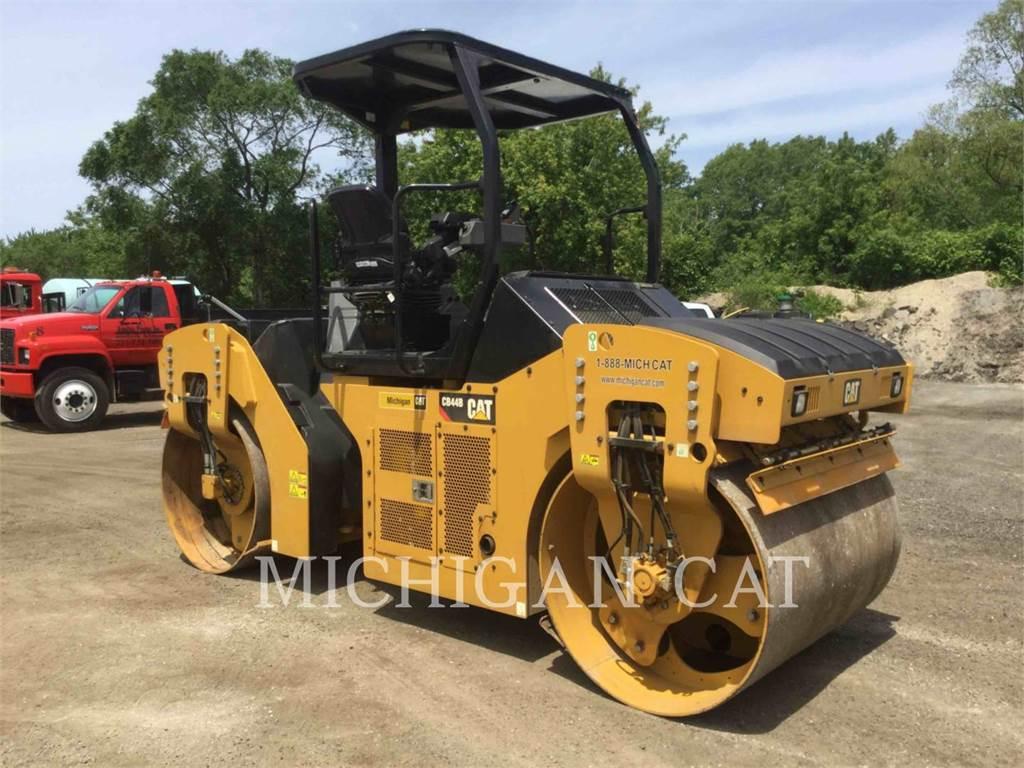Caterpillar CB44B, Tandemwalzen, Bau-Und Bergbauausrüstung