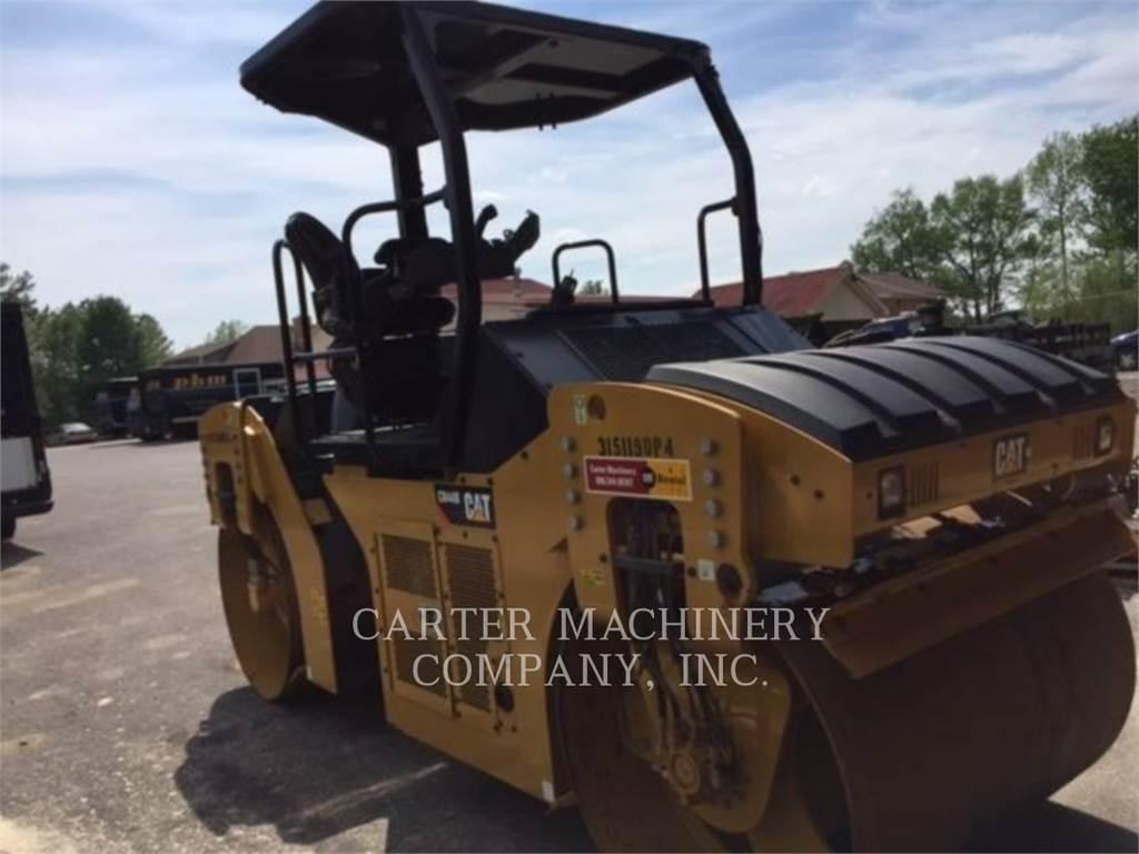 Caterpillar CB44B CY, Compactors, Constructii