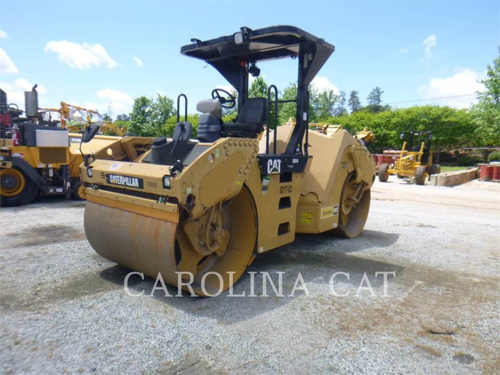 Caterpillar CB54, Compactors, Construction