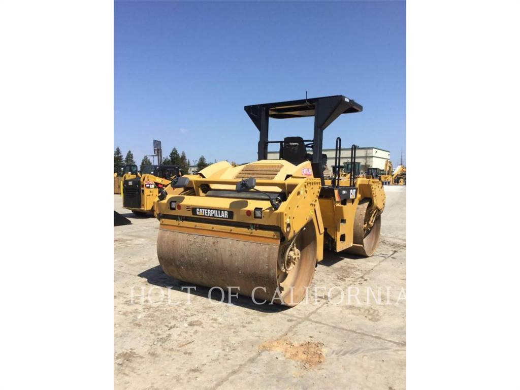 Caterpillar CB54, Compactors, Construction
