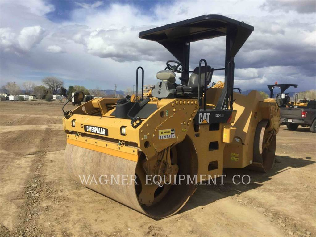 Caterpillar CB54 XW, Compactors, Construction