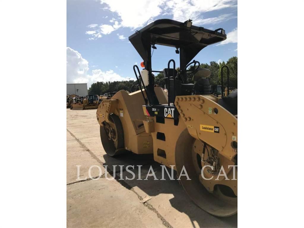 Caterpillar CB54 XW, Compactors, Construction