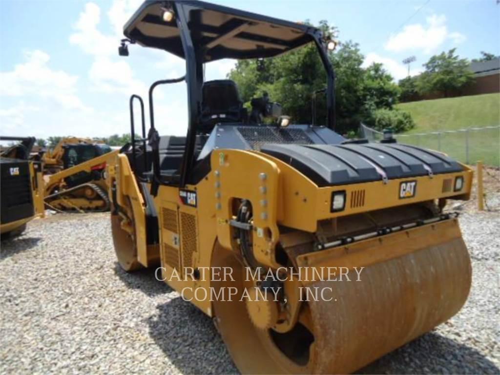 Caterpillar CB54B, Compactors, Bouw