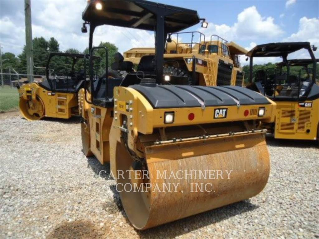 Caterpillar CB54B, Compactors, Construction