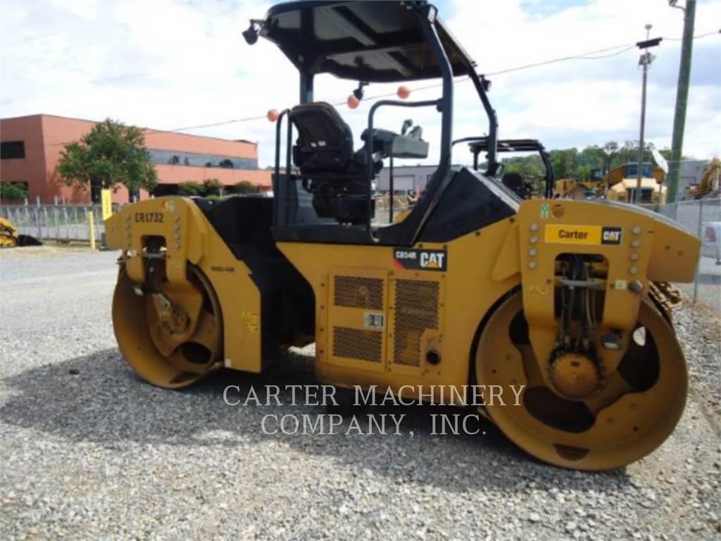 Caterpillar CB54B, Kompaktory, Sprzęt budowlany