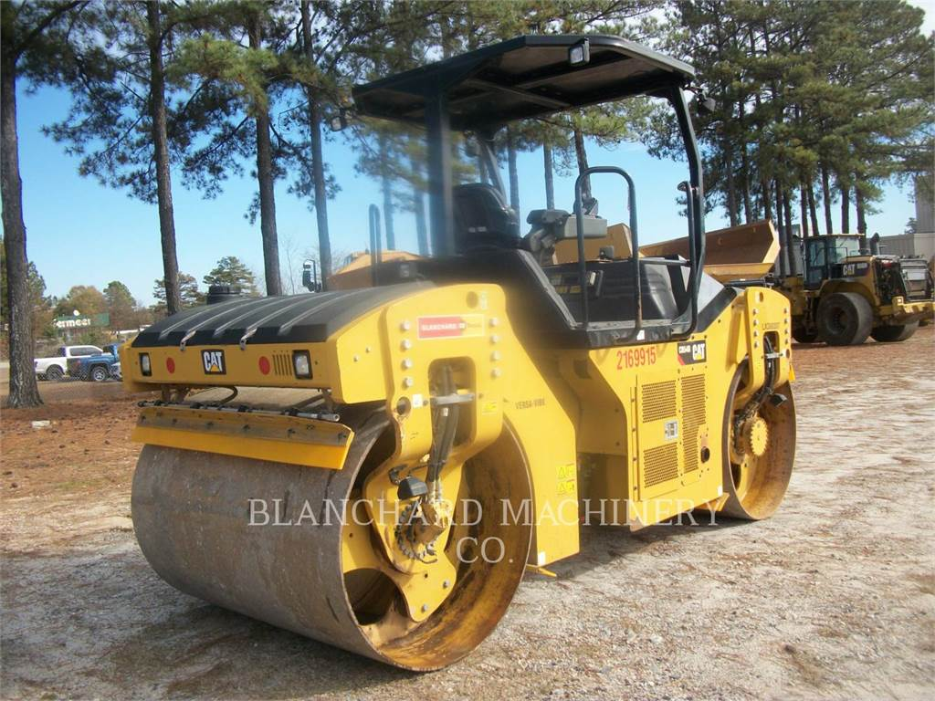 Caterpillar CB54B, Tandemwalzen, Bau-Und Bergbauausrüstung