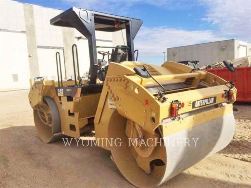 Caterpillar CB54XW, Compactors, Construction
