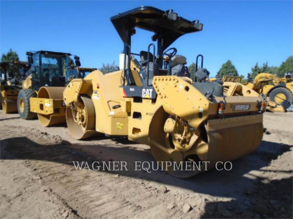 Caterpillar CB64, Soil Compactors, Construction