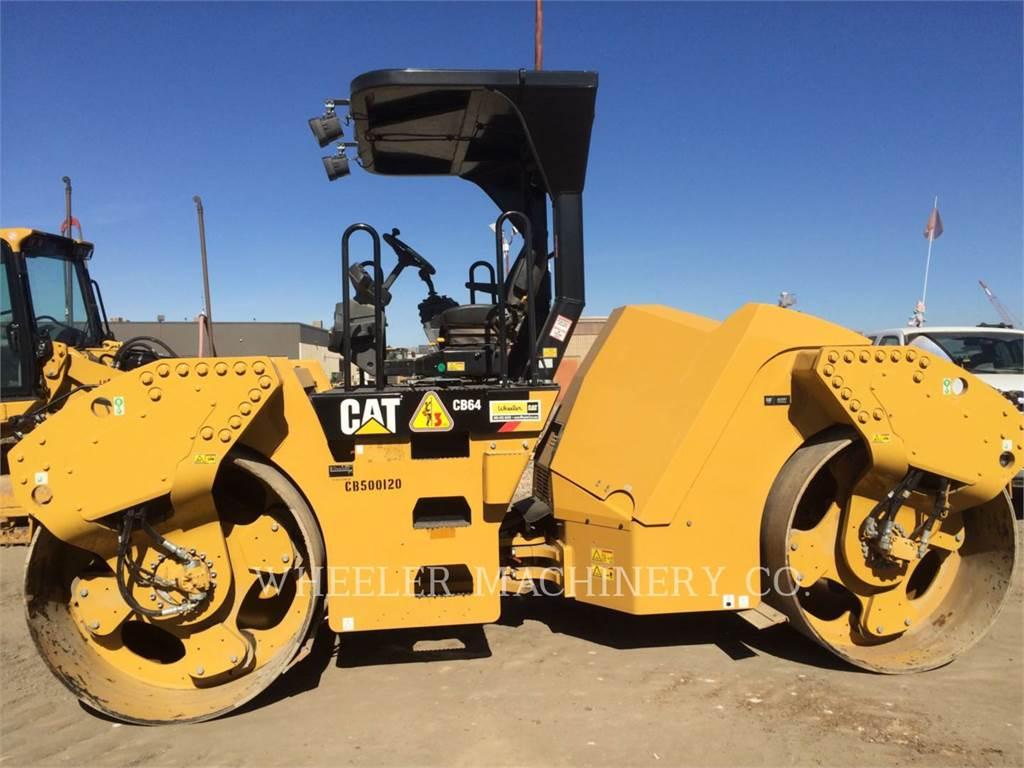 Caterpillar CB64, Finisseur, Équipement De Construction