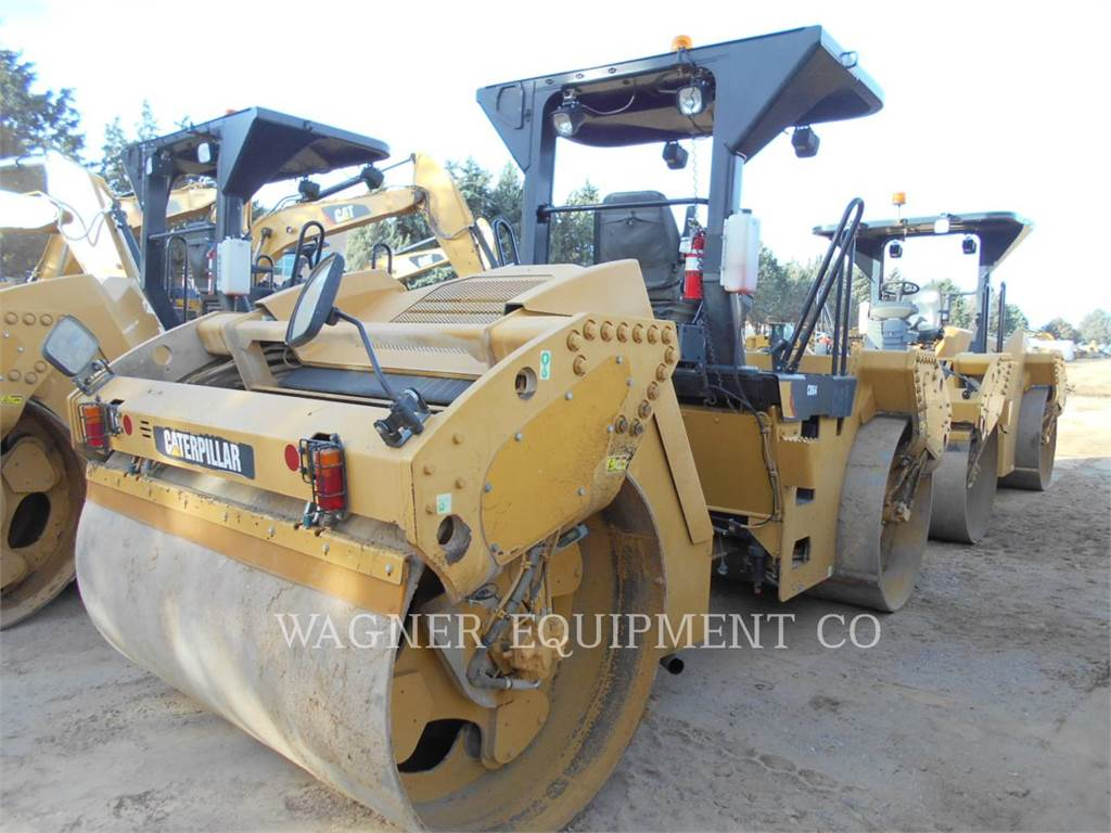 Caterpillar CB64, Compactors, Construction