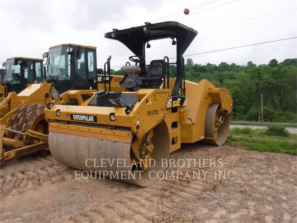 Caterpillar CB64, Tandemwalzen, Bau-Und Bergbauausrüstung