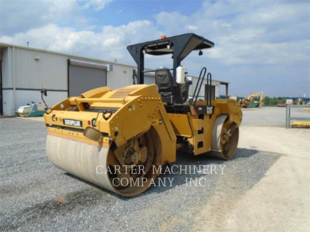 Caterpillar CB64, Waste Compactors, Construction