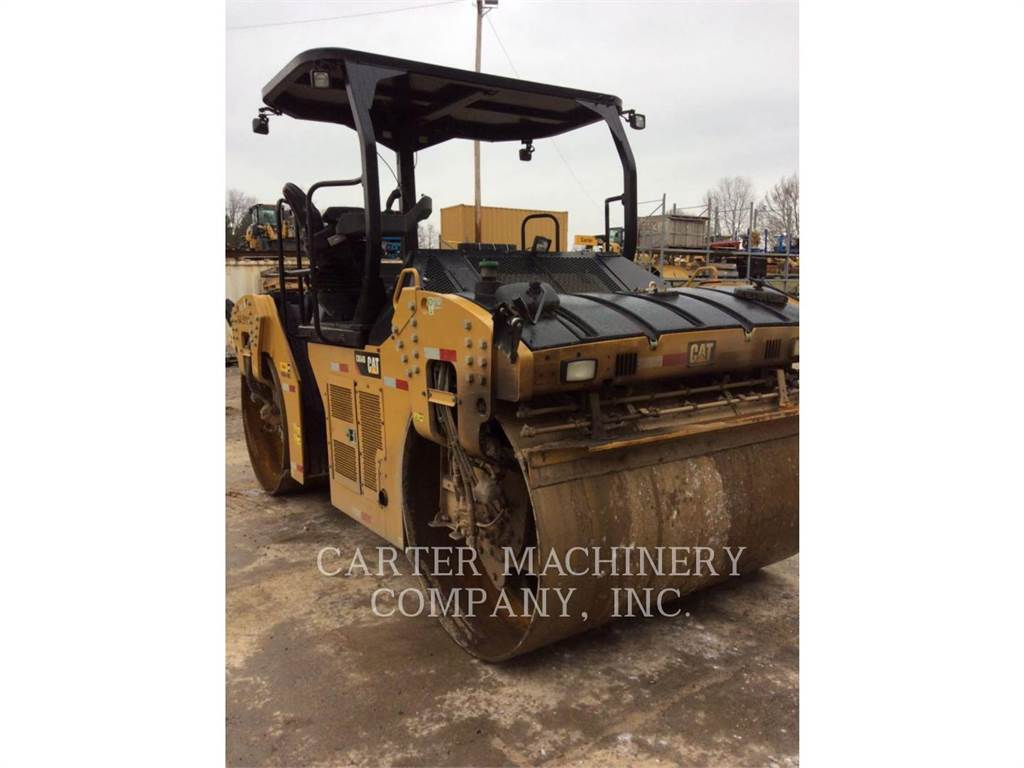 Caterpillar CB64B, Compactors, Construction