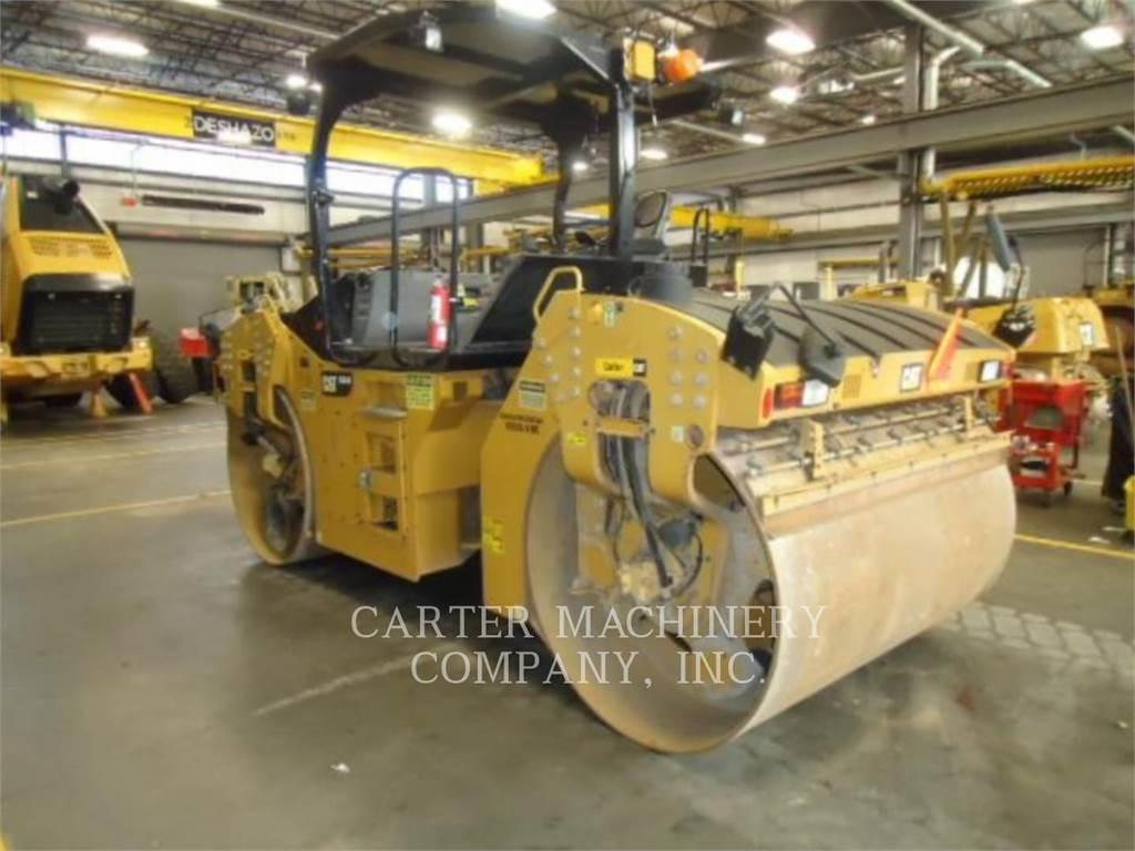Caterpillar CB64B, Compacteurs, Équipement De Construction