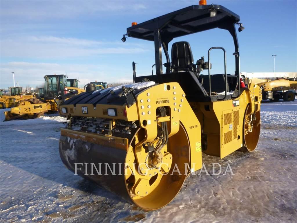 Caterpillar CB64B, Rouleaux tandem, Équipement De Construction