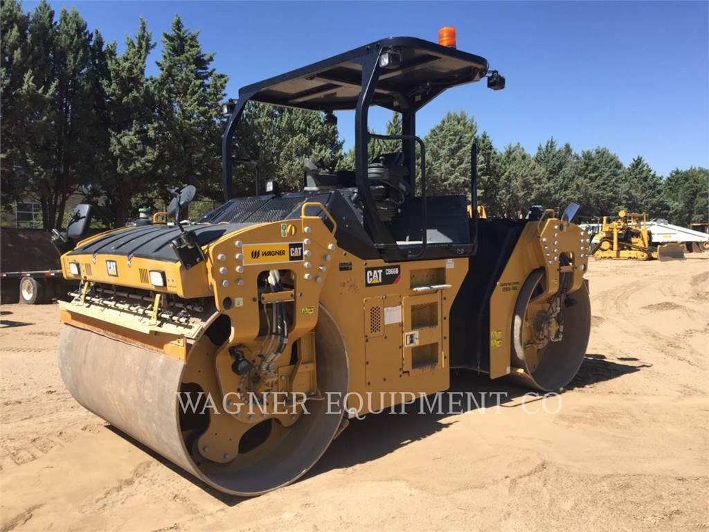Caterpillar CB66B, Compactors, Construction