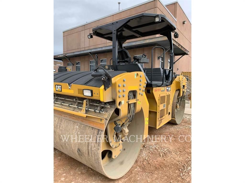 Caterpillar CB66B CW、双轮压路机、建筑设备