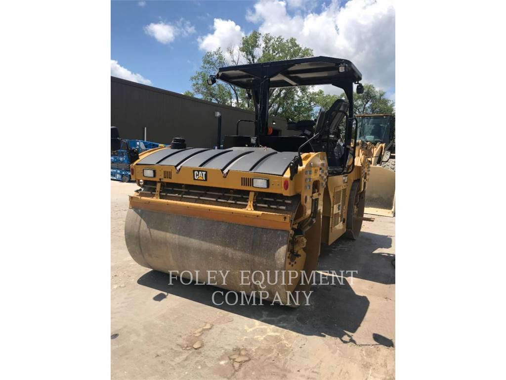 Caterpillar CB68B, Compactors, Construction