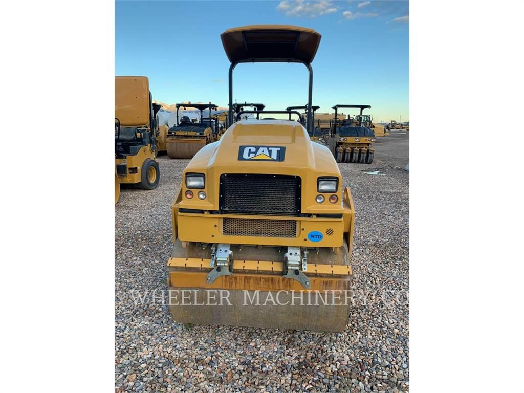Caterpillar CC34B CN, combination rollers, Construction