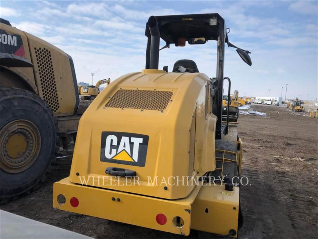 Caterpillar CCS7, Walce jednobębnowe, Sprzęt budowlany