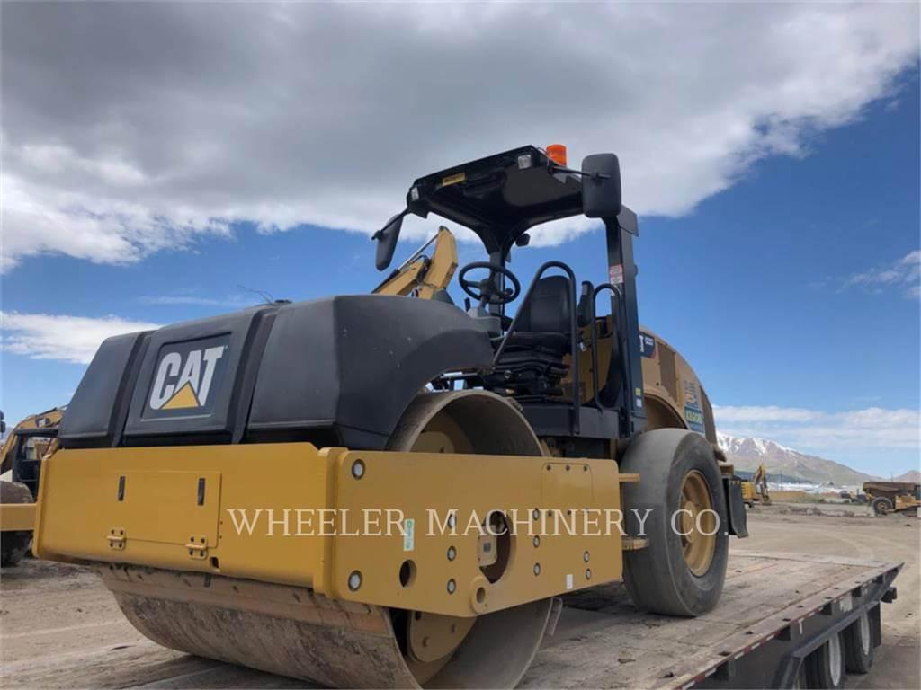 Caterpillar CCS7, Single drum rollers, Construction
