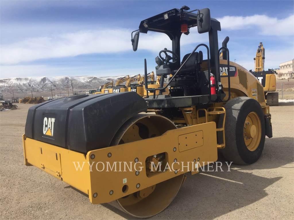 Caterpillar CCS9, Compactors, Construction