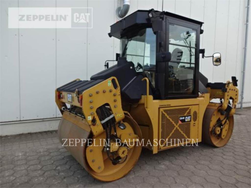 Caterpillar CD44B, Compacteurs, Équipement De Construction
