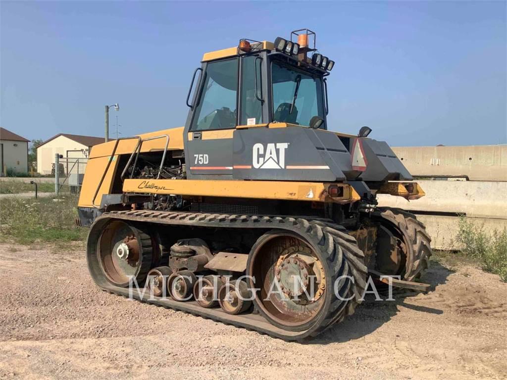 Caterpillar CH75D, tractors, Agriculture