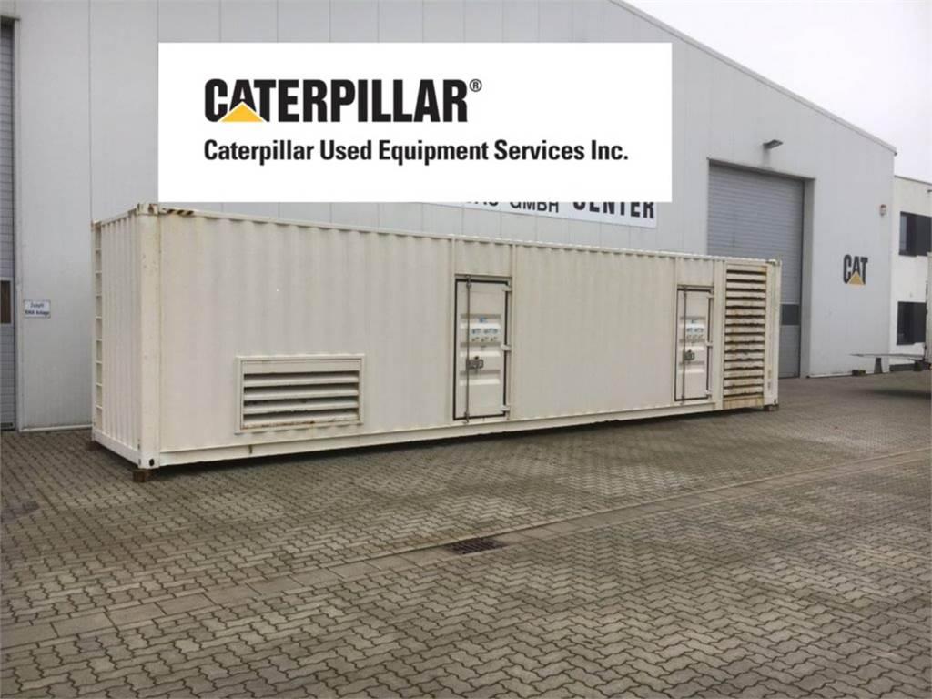 Caterpillar CONTAINER, winden, Bau-Und Bergbauausrüstung