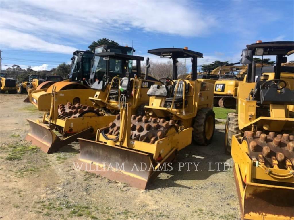 Caterpillar CP-323C, Compactors, Construction