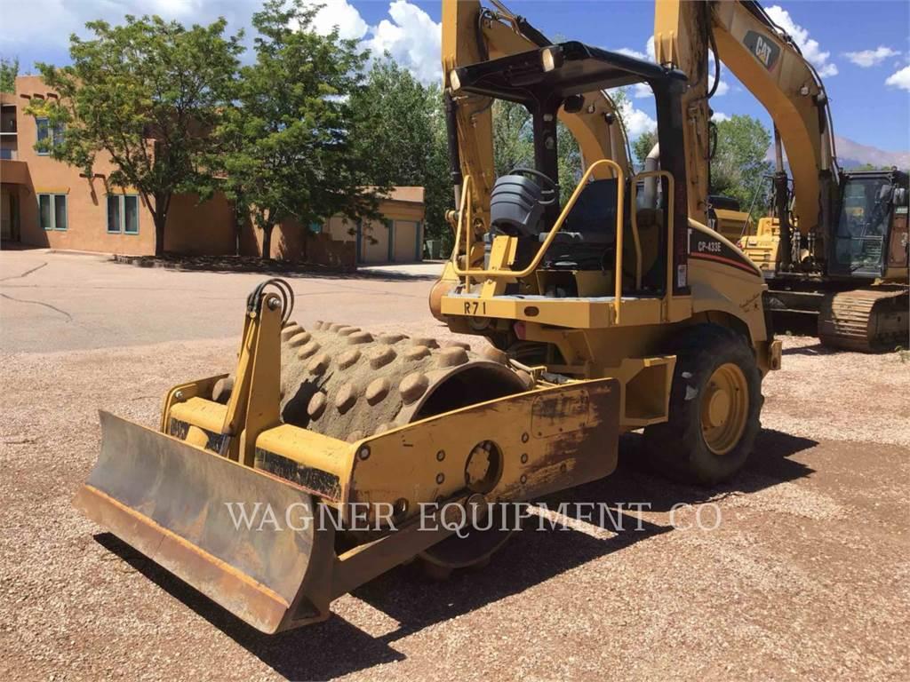 Caterpillar CP-433E, Compactors, Construction