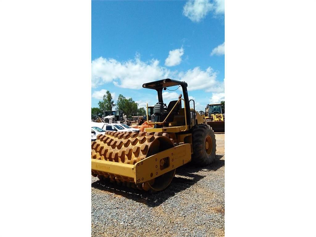 Caterpillar CP-533E, Walzenzüge, Bau-Und Bergbauausrüstung