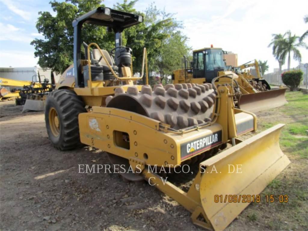 Caterpillar CP-563E, Walzenzüge, Bau-Und Bergbauausrüstung