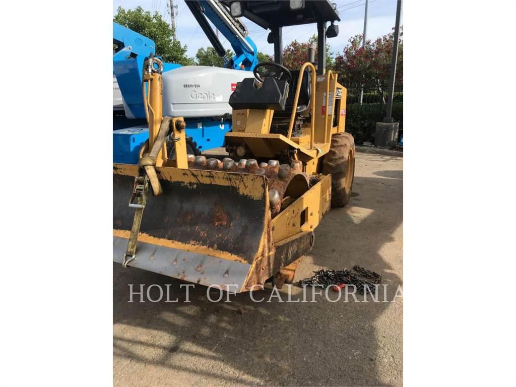 Caterpillar CP323C, Compactors, Construction