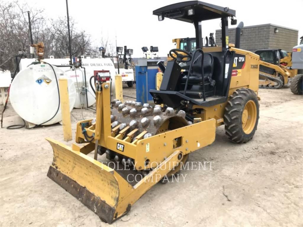 Caterpillar CP34, Compactors, Construction