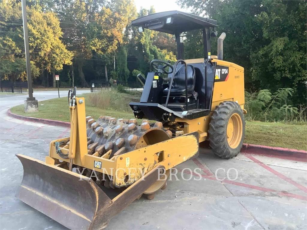 Caterpillar CP34, Compacteurs, Équipement De Construction
