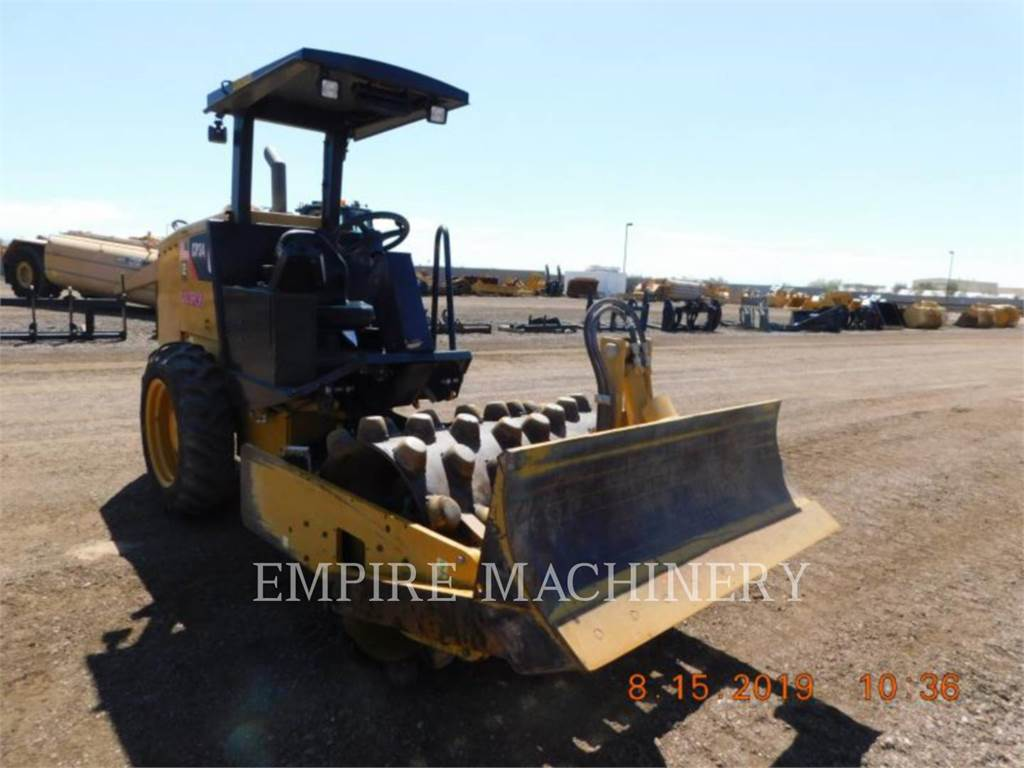 Caterpillar CP34, Walzenzüge, Bau-Und Bergbauausrüstung