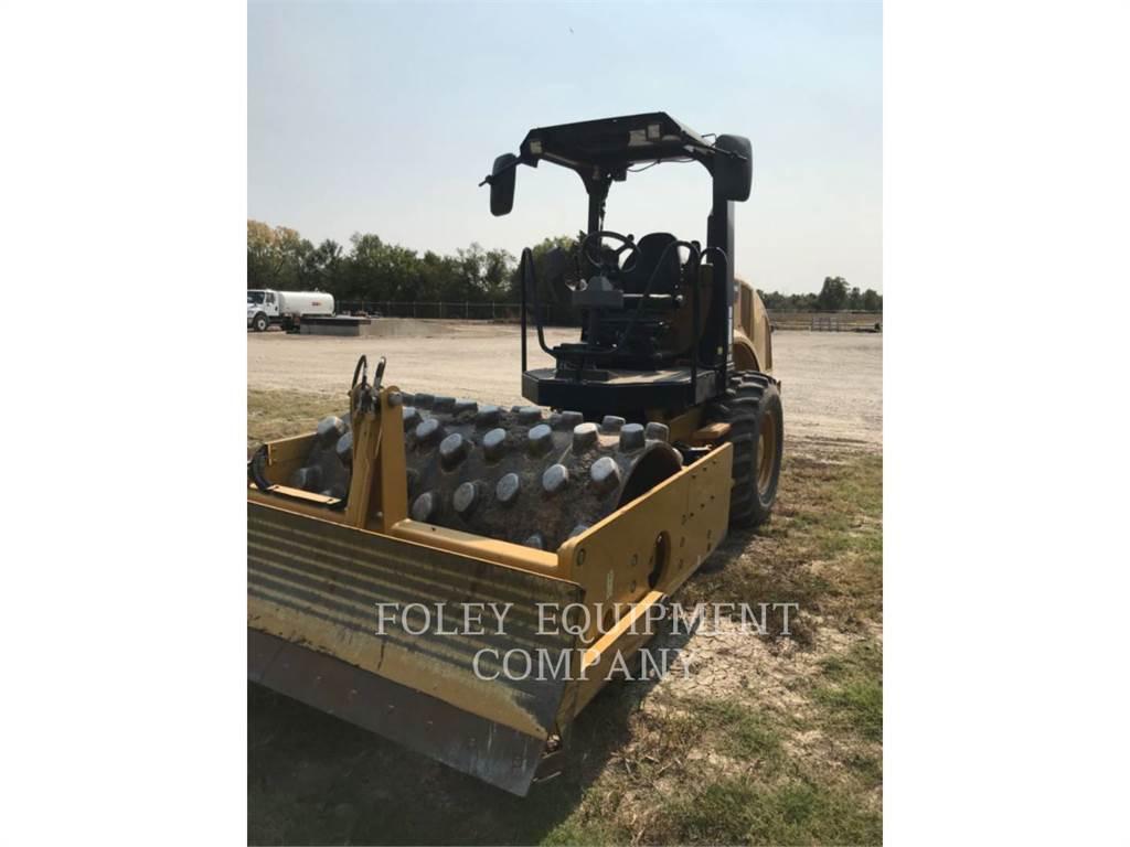 Caterpillar CP44B, Compactadores, Construcción