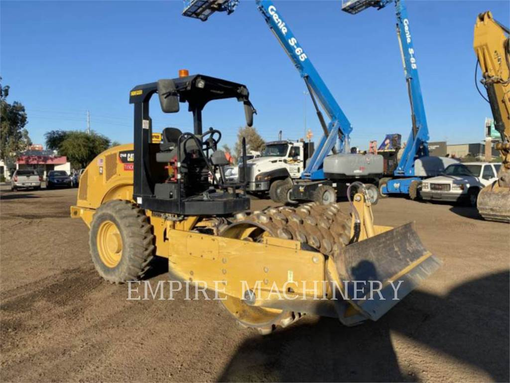 Caterpillar CP44B, Walzenzüge, Bau-Und Bergbauausrüstung