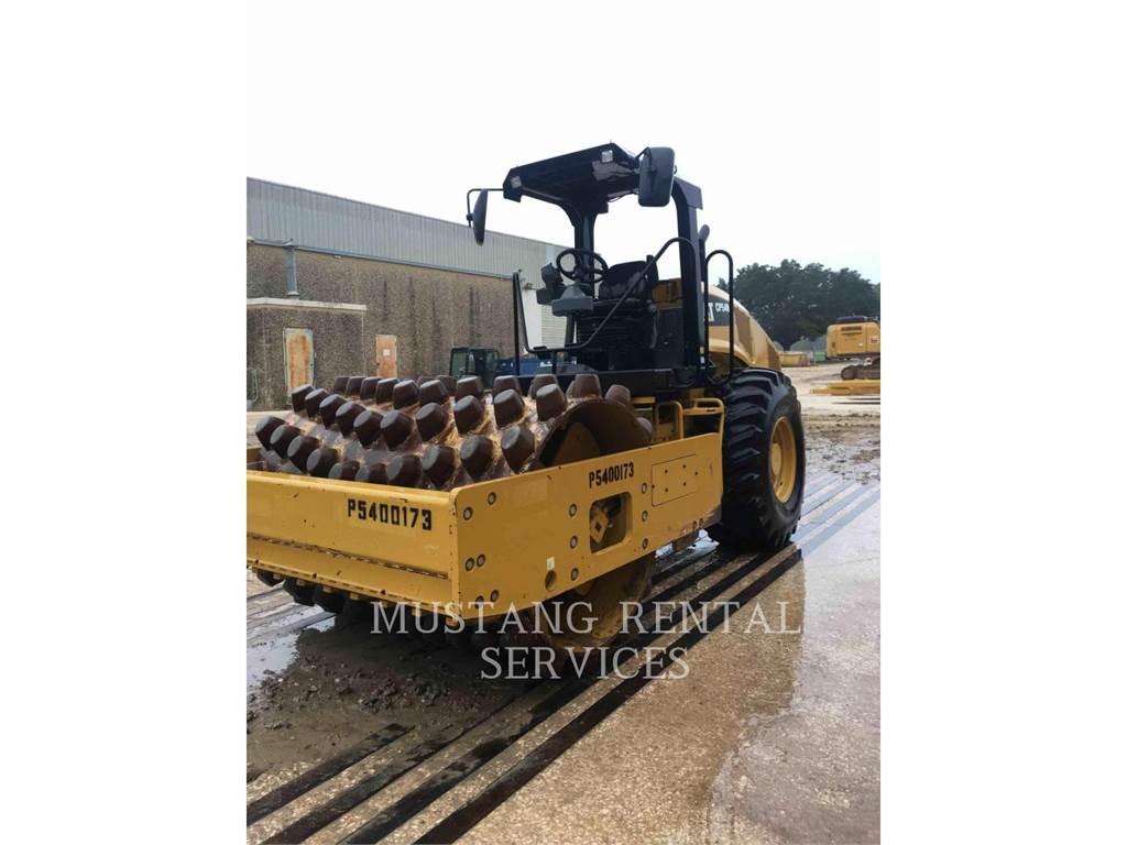 Caterpillar CP54, Strassenfertiger, Bau-Und Bergbauausrüstung