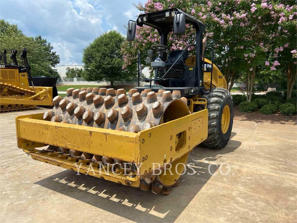 Caterpillar CP54B, Compactadores, Equipamentos Construção