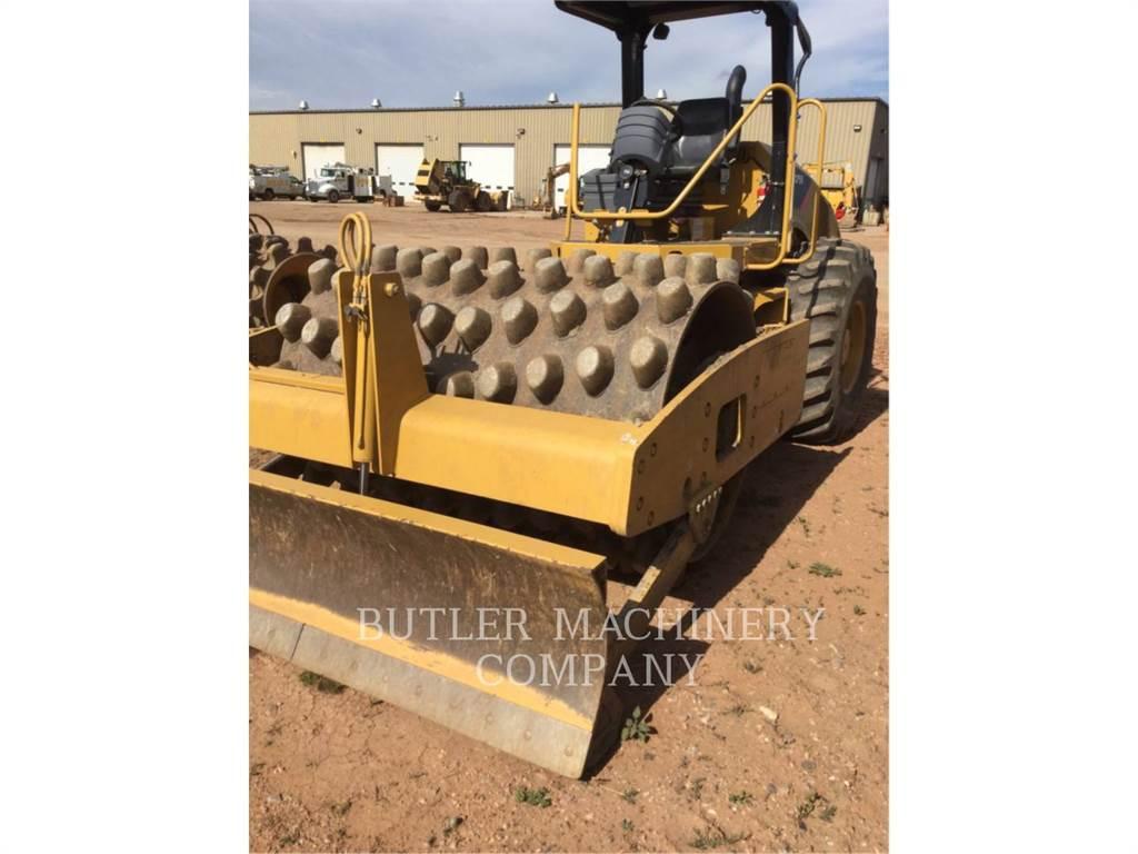 Caterpillar CP56, Waste Compactors, Construction