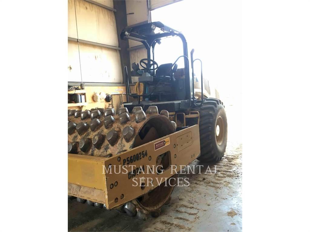 Caterpillar CP56, Asfaltafwerkmachines, Bouw