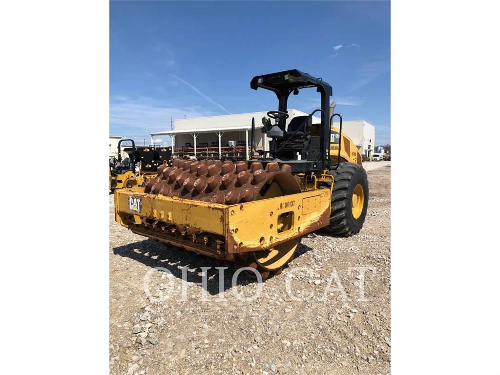 Caterpillar CP56, cilindros de combinação, Equipamentos Construção
